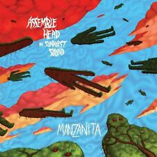 Manzanita - Assemble Head In Sunburst Sound (2012, Vinyl NEUF)