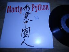 MONTY PYTHON I LIKE CHINESE/I BET YOU THEY WONTPLAY THIS SONG ON THE RADIO 1980*