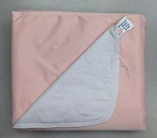 6-24x36 Washable Reusable Dog Training Puppy Pee Pads Piddle Potty Pink back