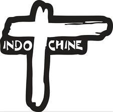 Sticker Indochine 100 - 57x57 cm