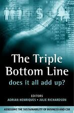 The Triple Bottom Line, Does It All Add Up?: Assessing the Sustainability of Bus