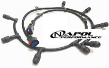 *NEW* 2004-2010 FORD SD 6.0L DIESEL GLOW PLUG WIRING HARNESS PAIR - LEFT + RIGHT