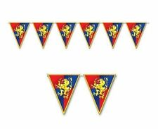 MEDIEVAL KNIGHT PARTY BUNTING FLAG BANNER FOR BIRTHDAY PARTIES!