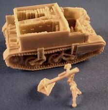 "Milicast BB052 1/76 Resin WWII British Universal Carrier Mk II 3"" Mortar-Stowed"