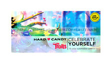 HARD CANDY 15 Color TROLLS Eye Shadow Palette CELEBRATE YOURSELF Limited Edition