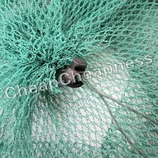2 Layer Crab Fish Shrimp Minnow Fishing Bait Trap Cast Dip Net Cage abus