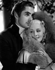 Tyrone Power and Norma Shearer UNSIGNED photo - D1635 - Marie Antoinette
