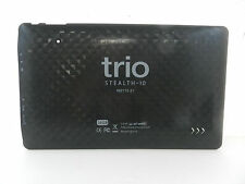"""Genuine Back Panel Cover for 10.1"""" Trio Stealth-10 16GB MST10-21"""