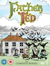 Father Ted: The Complete Series 1-3 DVD NEW