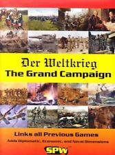 Der Weltkrieg: The Grand Campaign, Wargame, New by SPW, English