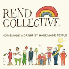 Rend Collective - Homemade Worship by Handmade People CD 2011 Integrity * NEW *