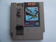 1942  NES Nintendo Game, Tested 1985