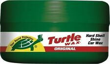 Turtle Wax Original Pasta coche polaco Cera 250g Hard Shell Shine protección