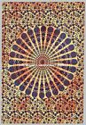Indian Tapestry Wall Hanging Peacock Mandala Throw Hippie Bohemian Dorm Decor