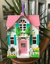 Fisher Price Loving Family Sweet Streets Country House Cottage Home Dollhouse