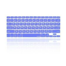 "Russian /English SKY BLUE Silicone Keyboard Cover for Macbook Pro 13"" 15"" 17"""
