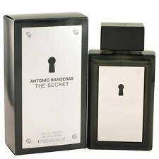 The Secret by Antonio Banderas 3.4 oz for Men edt New In Box