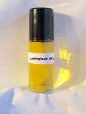 Unforgivable Sean John Type 1.3oz Large Roll On Pure Men Fragrance Oil