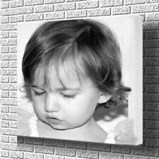"""YOUR PHOTO to an A4... SQUARE... Box Canvas...7"""" x 7"""""""