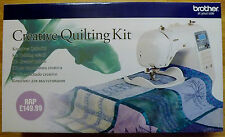 BROTHER Sewing Machine CREATIVE QUILTING KIT Innov-is 55 50 35 30 20 15 10 10A
