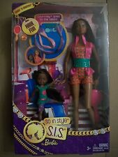 Barbie So In Style Hair Fun Grace &  Courtney New & Sealed