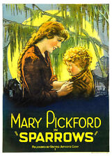 Sparrows (1926) 16mm Silent Feature Film, Acclaimed Mary Pickford Cinema Gem