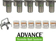 Advance Termite Bait & Monitoring system 5 - 6 Professional Kit Control Termites