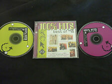 100% HITS BEST OF 98 RARE DOUBLE CD! POWDERFINGER ALL SAINTS THE CORRS PLACEBO