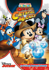 MICKEY MOUSE QUEST FOR THE CRYSTAL ARABIC LANGUAGE DVD CARTOON