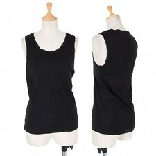 MARGARET HOWELL Sleeve collar switching tank top Size 2(K-29058)