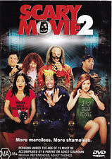 SCARY MOVIE 2 Marlon Wayans DVD R4 - PAL