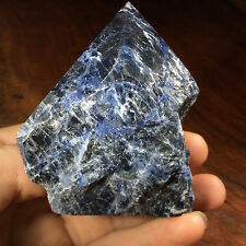 Sodalite Polished Point Stone -160502- 2.65 in Rough Tower Specimen Higher Mind
