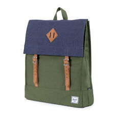 Herschel Survey Backpack Dark Army Navy Cotton 1828432040735