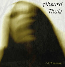 ABSURD THULE - 00 AntiMusic (CD, 2012) Dark Ambient/Industrial from Russia!
