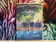 DVD d'occasion en très bon état  - Film : LE COEUR DES HOMMES avec Marc Lavoine