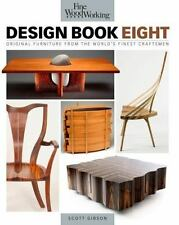Fine Woodworking Design Book Eight: Original Furniture from the World'-ExLibrary