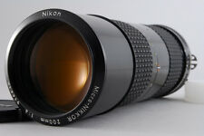 [Exce++] Nikon Micro NIKKOR 200mm f/4 IF Ai-S Ais manual focus lens from Japan