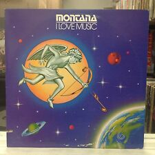 NM LP~MONTANA~I Love Music~[Original 1978 ATLANTIC Issue]~