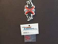 XMODS EVO TOURING GPM ALLOY MAIN GEAR PROTECTOR XME032 RED NEW ALUMINUM
