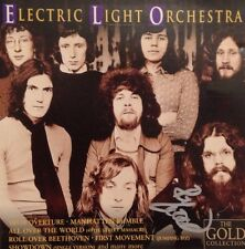 Electric Light Orchestra - The Gold Collection Signed Autographed Cd