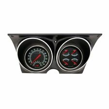 Classic Instruments 1967-1968 Chevy Camaro Dash Gauge Package - Black - Complete