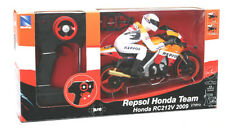 Repsol Honda Team Honda RC212V Remote Control Motorbike - New Fully Functioning