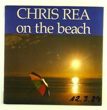 "7"" Single - Chris Rea - On The Beach - #S1134 - washed & cleaned"