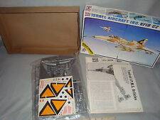 Vintage Airplane Scale Craft 1/48 Scale Model Kit Israel Aircraft IND. KFIR C2