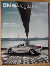 BMW UK MAGAZINE Brochure 2011 - Spring Summer Special Performance Edition