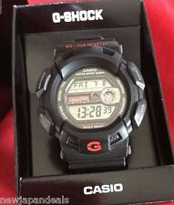 Authentic Casio G Shock G-9100 Gulfman Watch Shock Resistant Water Resistant