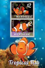 Micronesia - Tropical Fish, Clownfish, 2014 - S/S MNH