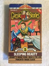 "Mel O Toons ""Sleeping Beauty"" (Prev. Viewed VHS)Kids Klassics EXTREMELY RARE!"