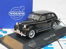 Volvo PV60 4-dr Saloon 1950 1/43 Editions ATLAS