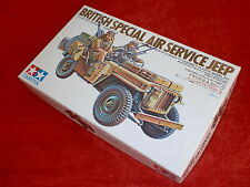 Tamiya 35033  British Special Air Service Jeep 1:35  v.1974